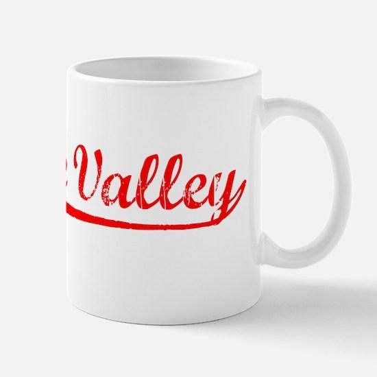Vintage Spokane Va.. (Red) Mug