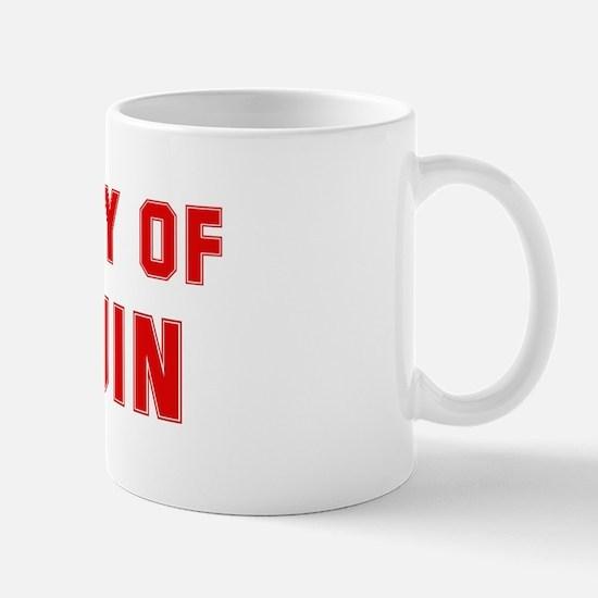 Property of JOAQUIN Mug