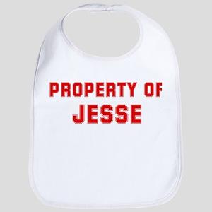 Property of JESSE Bib