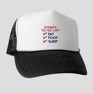Ethan's To-Do List Trucker Hat
