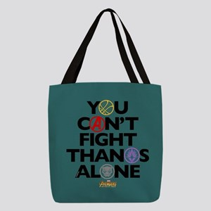 Avengers Infinity War Fight Polyester Tote Bag