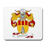 Corella Family Crest Mousepad