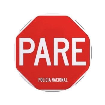 Stop, National Police, Ecuador 3.5