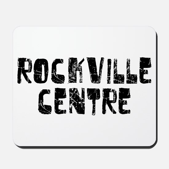 Rockville Ce.. Faded (Black) Mousepad