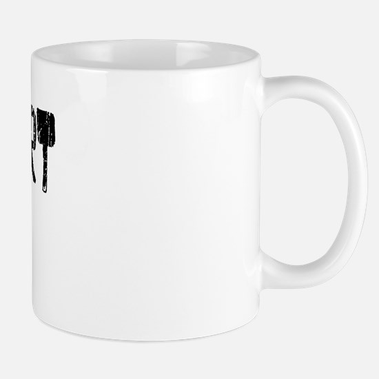 Rohnert Park Faded (Black) Mug