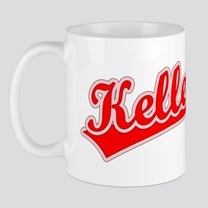 Retro Keller (Red) Mug