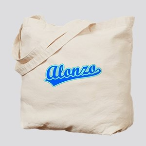 Retro Alonzo (Blue) Tote Bag
