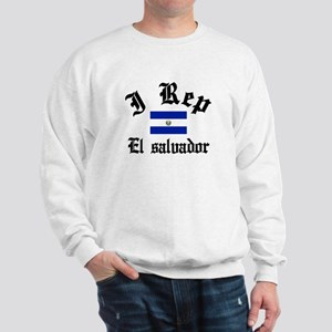 I rep El salvador Sweatshirt