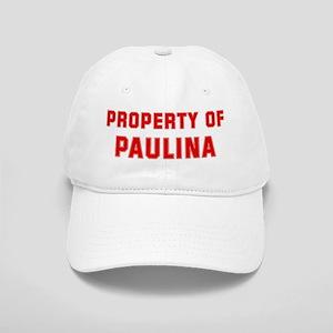 Property of PAULINA Cap