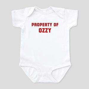 Property of OZZY Infant Bodysuit