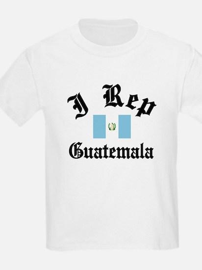 I rep Guatemala T-Shirt