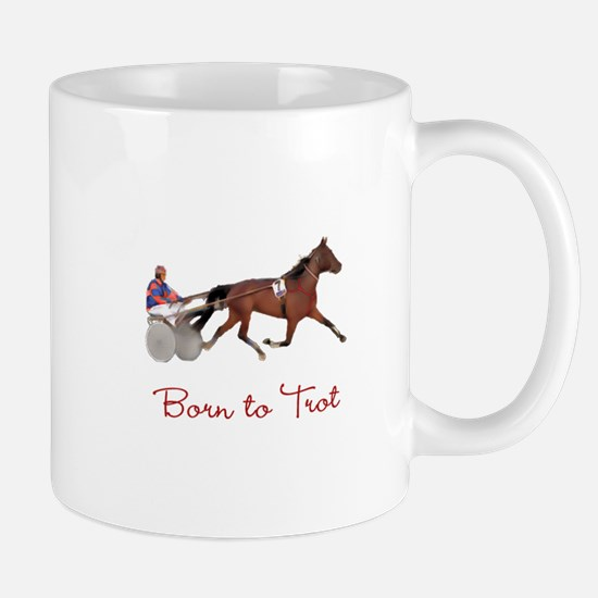 Born to Trot Mug