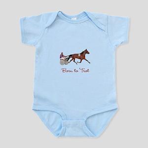 Born to Trot Infant Bodysuit