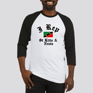 I rep St Kitts Baseball Jersey