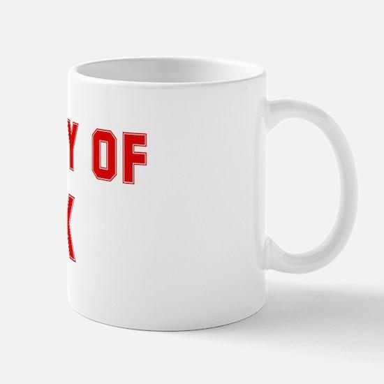 Property of ZACK Mug