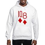 10d 8d Poker Hooded Sweatshirt
