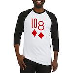 10d 8d Poker Baseball Jersey