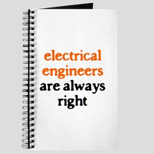 electrical engineers are right Journal
