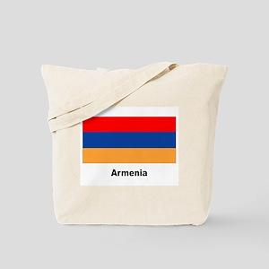 Armenia Armenian Flag Tote Bag