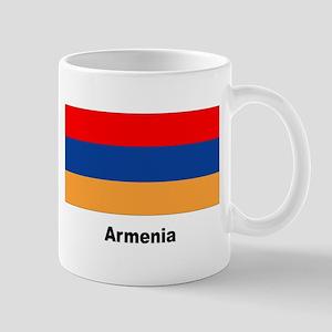 Armenia Armenian Flag Mug
