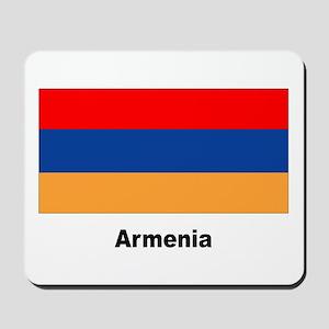 Armenia Armenian Flag Mousepad