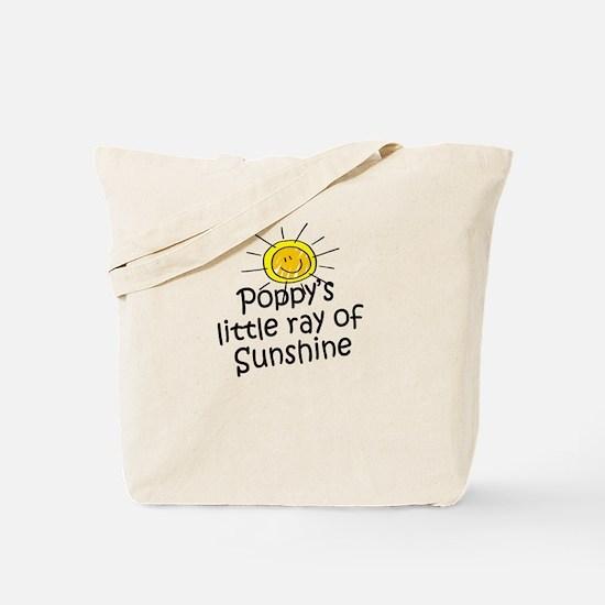 Poppy's Sunshine Tote Bag