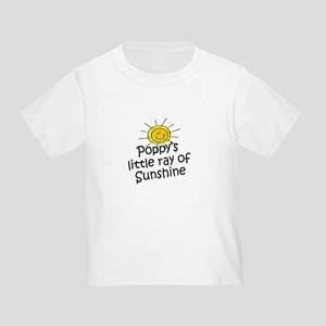 Poppy's Sunshine Toddler T-Shirt