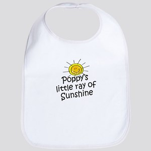 Poppy's Sunshine Bib
