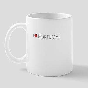 I <3 Portugal Mug