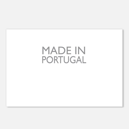 Made in Portugal Postcards (Package of 8)