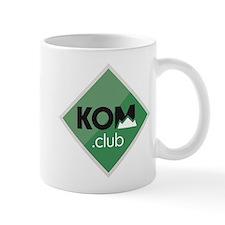 Kom Club 11 Oz Ceramic Mug Green Mugs