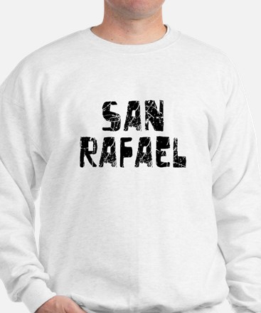 San Rafael Faded (Black) Sweatshirt