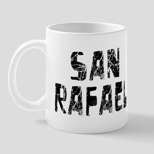 San Rafael Faded (Black) Mug