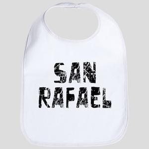 San Rafael Faded (Black) Bib