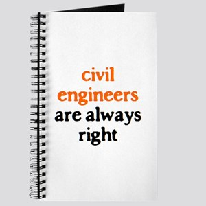 civil engineers are right Journal
