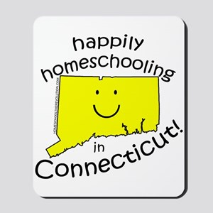 Happy in CT Mousepad