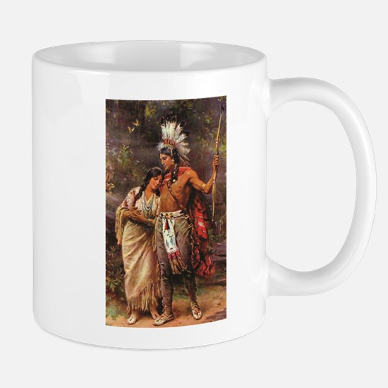more man and woman joined Mugs