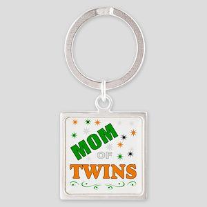 Twins mom Keychains