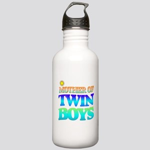Twin boys mother Stainless Water Bottle 1.0L