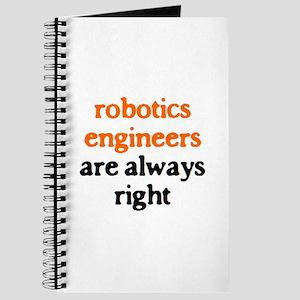 robotics engineers are right Journal