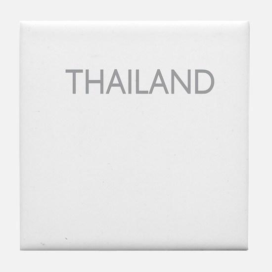 Thailand Tile Coaster