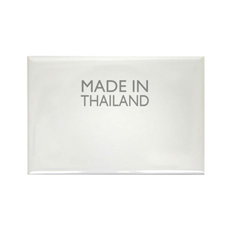 Made in Thailand Rectangle Magnet (10 pack)