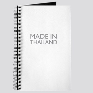 Made in Thailand Journal