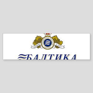 Piva Baltika Bumper Sticker