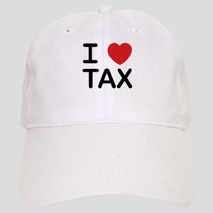 """I Love Tax"" Cap"