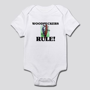 Woodpeckers Rule! Infant Bodysuit