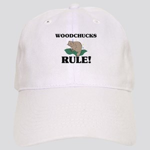 Woodchucks Rule! Cap