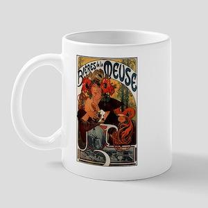 Bieres de la Meuse Mug