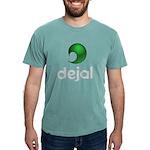 Mens Comfort Colors Dejal Logo T-Shirt