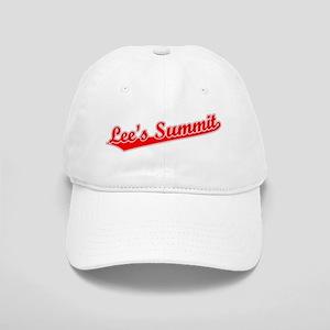 Retro Lee's Summit (Red) Cap